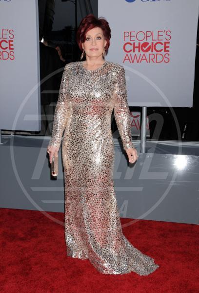 Sharon Osbourne - Los Angeles - 11-01-2012 - Christina Aguilera, magra e bella con il bisturi?