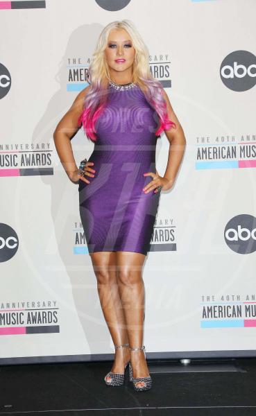 Christina Aguilera - Los Angeles - 09-10-2012 - Christina Aguilera, magra e bella con il bisturi?