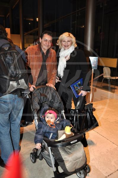 Nadia Rinaldi, famiglia - Roma - 01-04-2009 - Christina Aguilera, magra e bella con il bisturi?