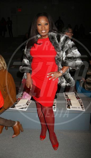 Star Jones - New York - 12-02-2013 - Christina Aguilera, magra e bella con il bisturi?
