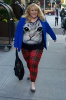 Rebel Wilson - New York - 30-09-2013 - Dalla Scozia con amore: in autunno è tartan-trend