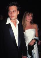 Kate Moss, Johnny Depp - Hollywood - 03-04-1995 - Johnny Depp e Kate Moss di nuovo insieme per Paul McCartney