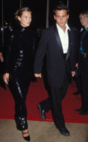 Kate Moss, Johnny Depp - Hollywood - 05-08-1995 - Johnny Depp e Kate Moss di nuovo insieme per Paul McCartney