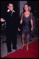 Kate Moss, Johnny Depp - Los Angeles - 24-02-1996 - Johnny Depp e Kate Moss di nuovo insieme per Paul McCartney