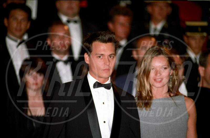 Kate Moss, Johnny Depp - Cannes - 20-05-1997 - Kate Moss: quarant'anni vissuti… in bellezza