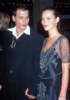 Kate Moss, Johnny Depp - Hollywood - 24-02-1996 - Johnny Depp e Kate Moss di nuovo insieme per Paul McCartney