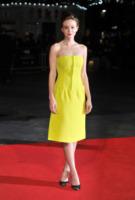 Carey Mulligan: giallo Dior alla premiere di Inside Llewyn ...
