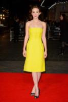 Carey Mulligan - Londra - 15-10-2013 - Vade retro abito! Carey Mulligan luminosa in Dior