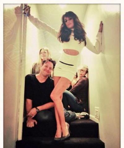 Lea Michele - Los Angeles - 16-10-2013 - Dillo con un tweet: la vita bestiale di Rihanna