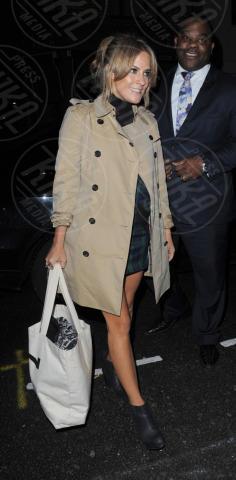 Caroline Flack - Londra - 16-10-2013 - Ogni giorno una passerella: Eva Mendes è irraggiungibile
