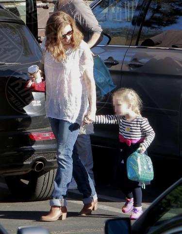 Aviana Olea Le Gallo, Amy Adams - Los Angeles - 16-10-2013 - Ogni giorno una passerella: Eva Mendes è irraggiungibile