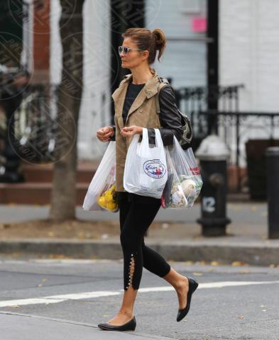 Helena Christensen - New York - 16-10-2013 - Ogni giorno una passerella: Eva Mendes è irraggiungibile