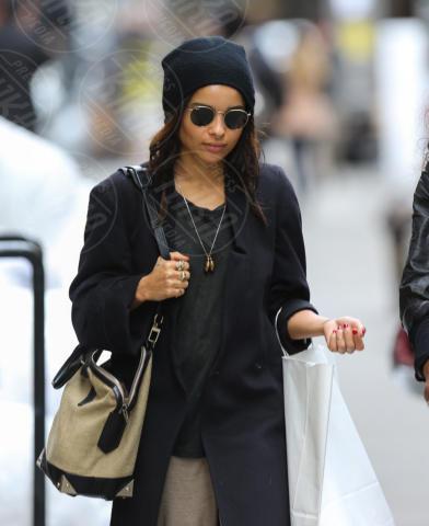 Zoe Kravitz - New York - 16-10-2013 - Ogni giorno una passerella: Eva Mendes è irraggiungibile