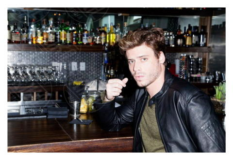 Francois Arnaud - Los Angeles - 16-10-2013 - Fifty Shades of Grey: e' di Francois Arnaud l'identikit ideale