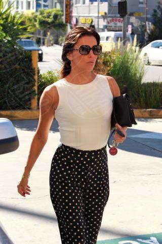 Eva Longoria - Los Angeles - 16-10-2013 - Ogni giorno una passerella: Eva Mendes è irraggiungibile