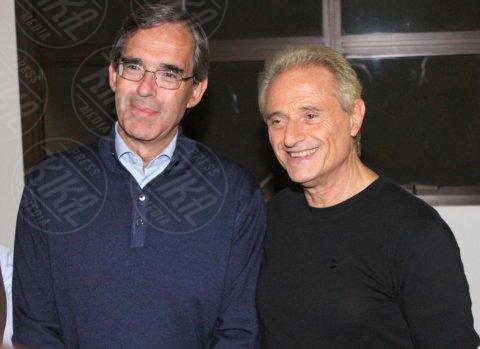 Mauro Marsili, Amedeo Minghi - San Paolo - 11-10-2013 - Grande successo a San Paolo per Amedeo Minghi