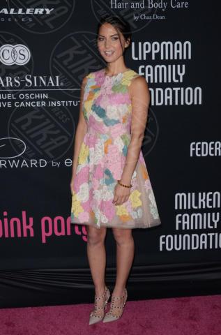 Olivia Munn - Santa Monica - 27-10-2012 - Hilton, Dexter-Jones e Munn: chi lo indossa meglio?