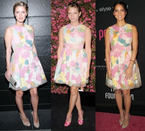Hilton, Dexter-Jones e Munn: chi lo indossa meglio?