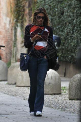 Martina Colombari - Milano - 17-10-2013 - Gli smartphone influenzeranno l'evoluzione dell'uomo