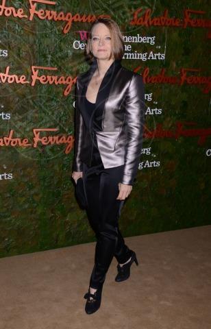 Jodie Foster - Beverly Hills - 17-10-2013 - Tremate, tremate, le garçonnes sono tornate!