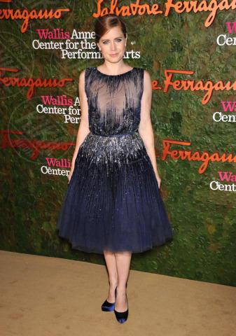 Amy Adams - Beverly Hills - 17-10-2013 - Amy Adams: i look migliori della star di American Hustle