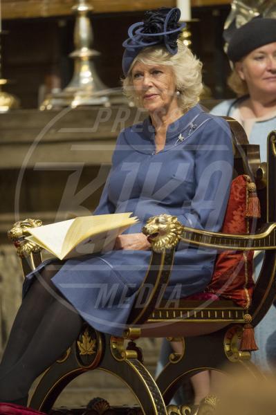 Camilla Parker Bowles - Londra - 16-10-2013 - Camilla di Cornovaglia, in vino veritas?