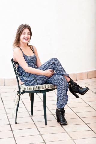 Adèle Exarchopoulos - Roma - 16-10-2013 - La Palma d'Oro La vita di Adele arriva in Italia