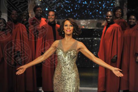 Whitney Houston - Londra - 21-10-2013 - Quando la celebrity resta… di cera!
