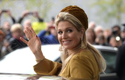 Máxima Zorreguieta Regina d'Olanda - Amsterdam - 18-10-2013 - Gabriella Sancisi, un'italiana alla corte della regina Maxima