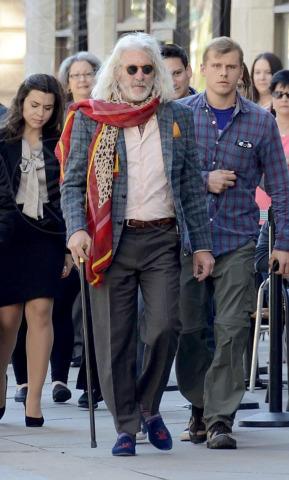Richard Gere - Filadelfia - 21-10-2013 - Indovina chi è la star caduta in disgrazia