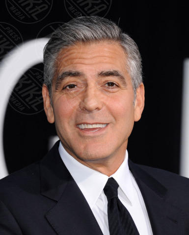 George Clooney - New York - 01-10-2013 - Bomba a Hollywood: la nuova coppia si chiama Clooney-Holmes