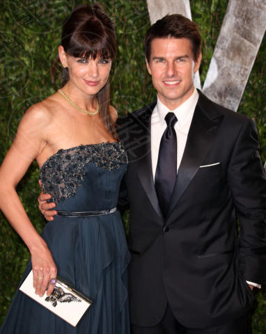 Katie Holmes, Tom Cruise - Los Angeles - 26-02-2012 - Bomba a Hollywood: la nuova coppia si chiama Clooney-Holmes