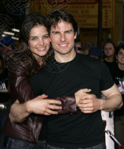 Katie Holmes, Tom Cruise - Hollywood - 29-06-2012 - Bomba a Hollywood: la nuova coppia si chiama Clooney-Holmes