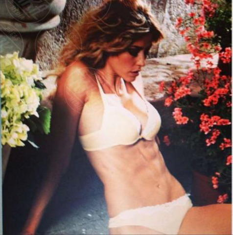 Elena Santarelli - Los Angeles - 21-10-2013 - Dillo con un tweet: il lato materno di Elisabetta Canalis