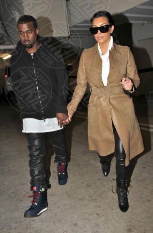 Kim Kardashian, Kanye West - Beverly Hills - 22-12-2012 - Kim Kardashian e Kanye West presto sposi