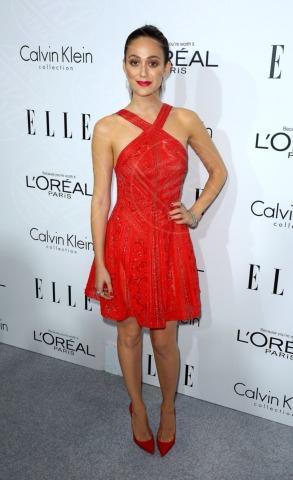 Emmy Rossum - Beverly Hills - 21-10-2013 - Il re del Capodanno? E' sempre sua maestà il rosso!