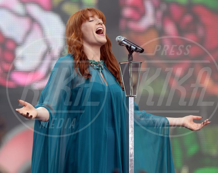Florence Welch - Londra - 01-06-2013 - One Direction al primo posto nella lista dei paperoni UK