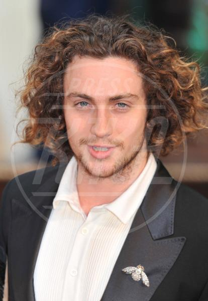 Aaron Taylor-Johnson - Londra - 04-09-2012 - One Direction al primo posto nella lista dei paperoni UK
