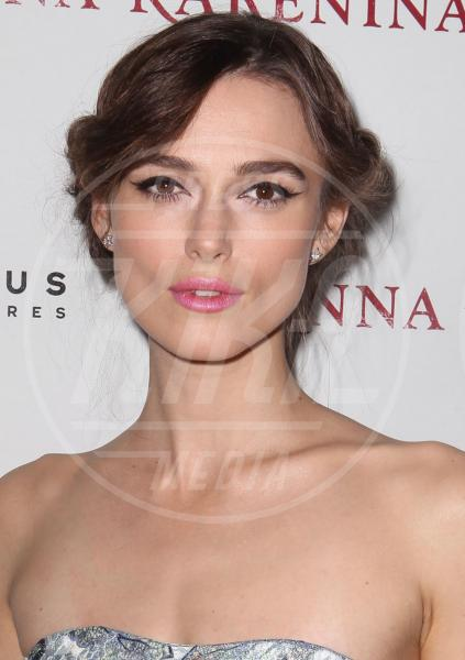 Keira Knightley - Hollywood - 14-11-2012 - One Direction al primo posto nella lista dei paperoni UK