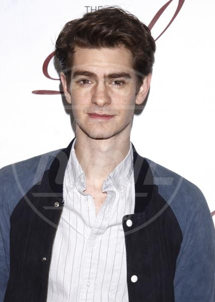 Andrew Garfield - New York - 18-05-2012 - One Direction al primo posto nella lista dei paperoni UK
