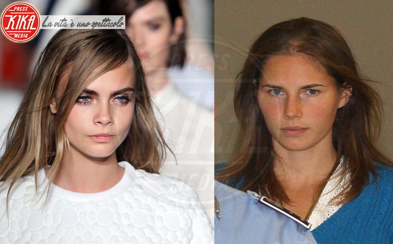 Cara Delevingne, Amanda Knox - 22-10-2013 - Cara Delevingne sarà Amanda Knox in The Face of Angel