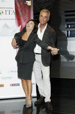 Patrizia Mirigliani, Massimo Ghini - Milano - 22-10-2013 - Miss Italia: Giusy Buscemi pronta a passare il testimone