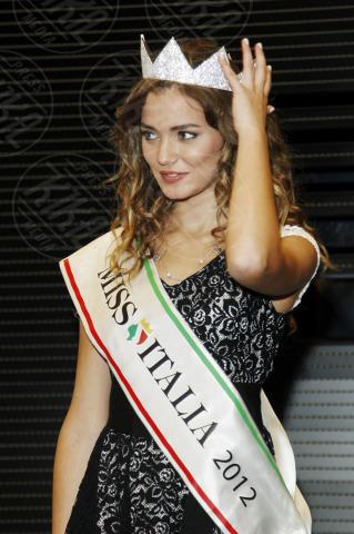 Giusy Buscemi - Milano - 22-10-2013 - Miss Italia: Giusy Buscemi pronta a passare il testimone
