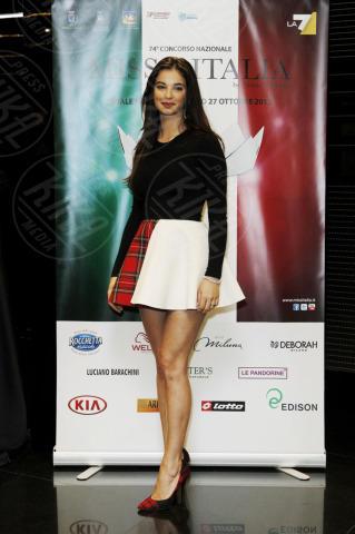 Francesca Chillemi - Milano - 22-10-2013 - Miss Italia: Giusy Buscemi pronta a passare il testimone