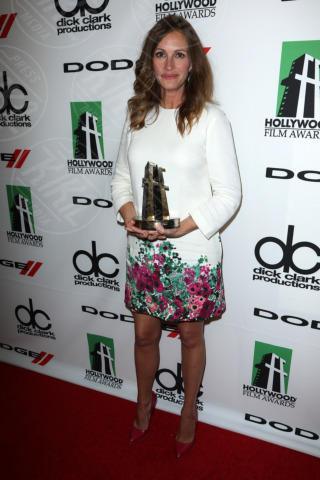 Julia Roberts - Beverly Hills - 22-10-2013 - Volata Oscar 2014: Julia Roberts sente odore di vittoria