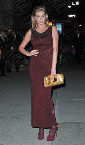 Kate Upton - New York - 22-10-2013 - Il re del Capodanno? E' sempre sua maestà il rosso!