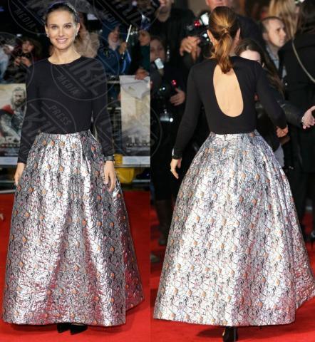 Natalie Portman - 23-10-2013 - Vade retro abito! Natalie Portman in Christian Dior