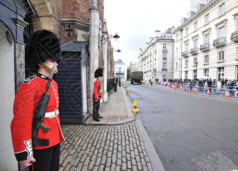 Royal Guards - Londra - 23-10-2013 - Festa in casa Windsor: il principe George è stato battezzato