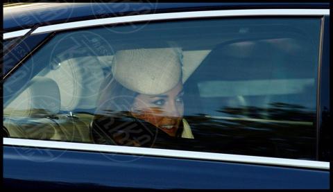 Londra - 23-10-2013 - Festa in casa Windsor: il principe George è stato battezzato