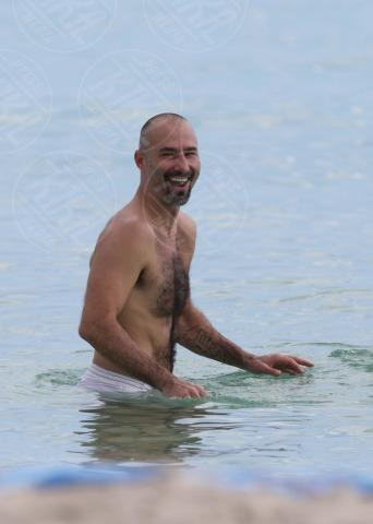 Amico - Miami - 23-10-2013 - Eros in concerto, Marica in spiaggia